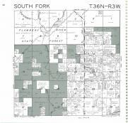 South Fork T36N-R3W, Rusk County 1985